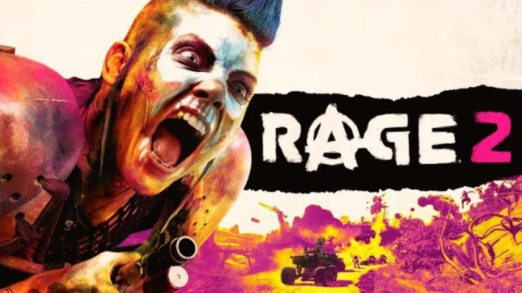 RAGE 2 Official Announce Trailer released, Gameplay Trailer coming tomorrow