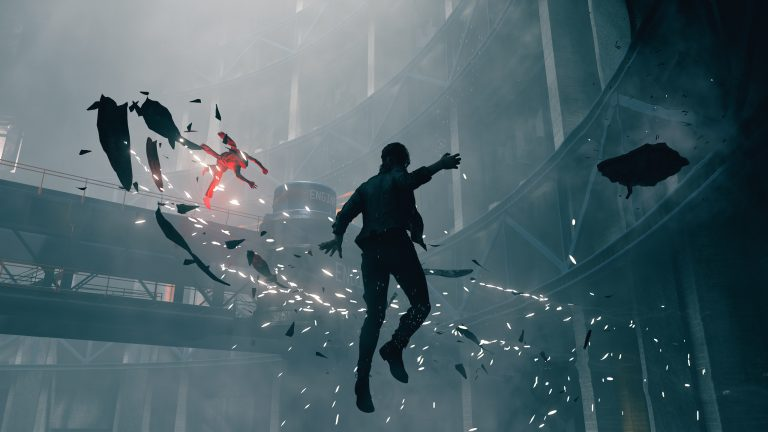 Remedy's New Project is Called Control