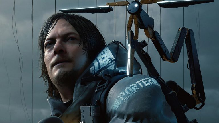 Death Stranding gameplay footage debut