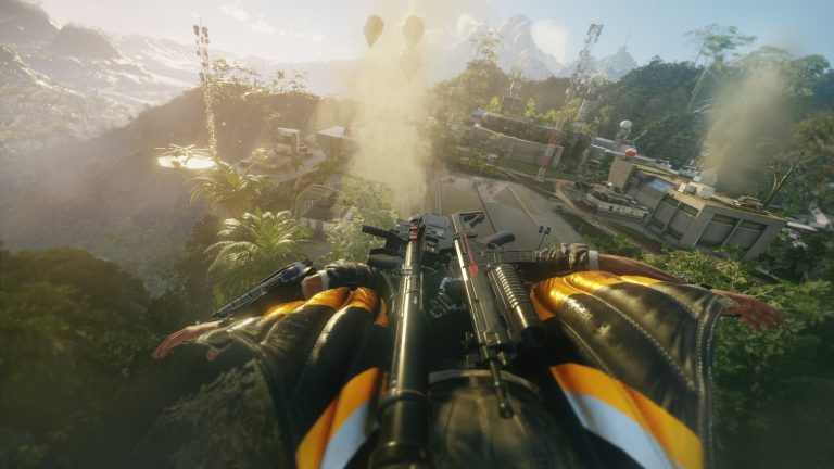 E3 2018: Leaked Just Cause 4 Screenshots Prove It's Definitely Happening