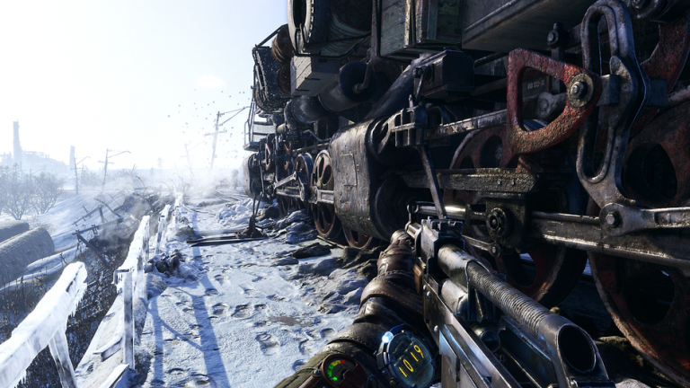 Metro Exodus has some gnarly-looking monsters