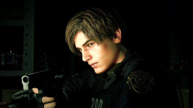 RESIDENT EVIL 2 Remake Trailer Finally Debuts At E3 2018