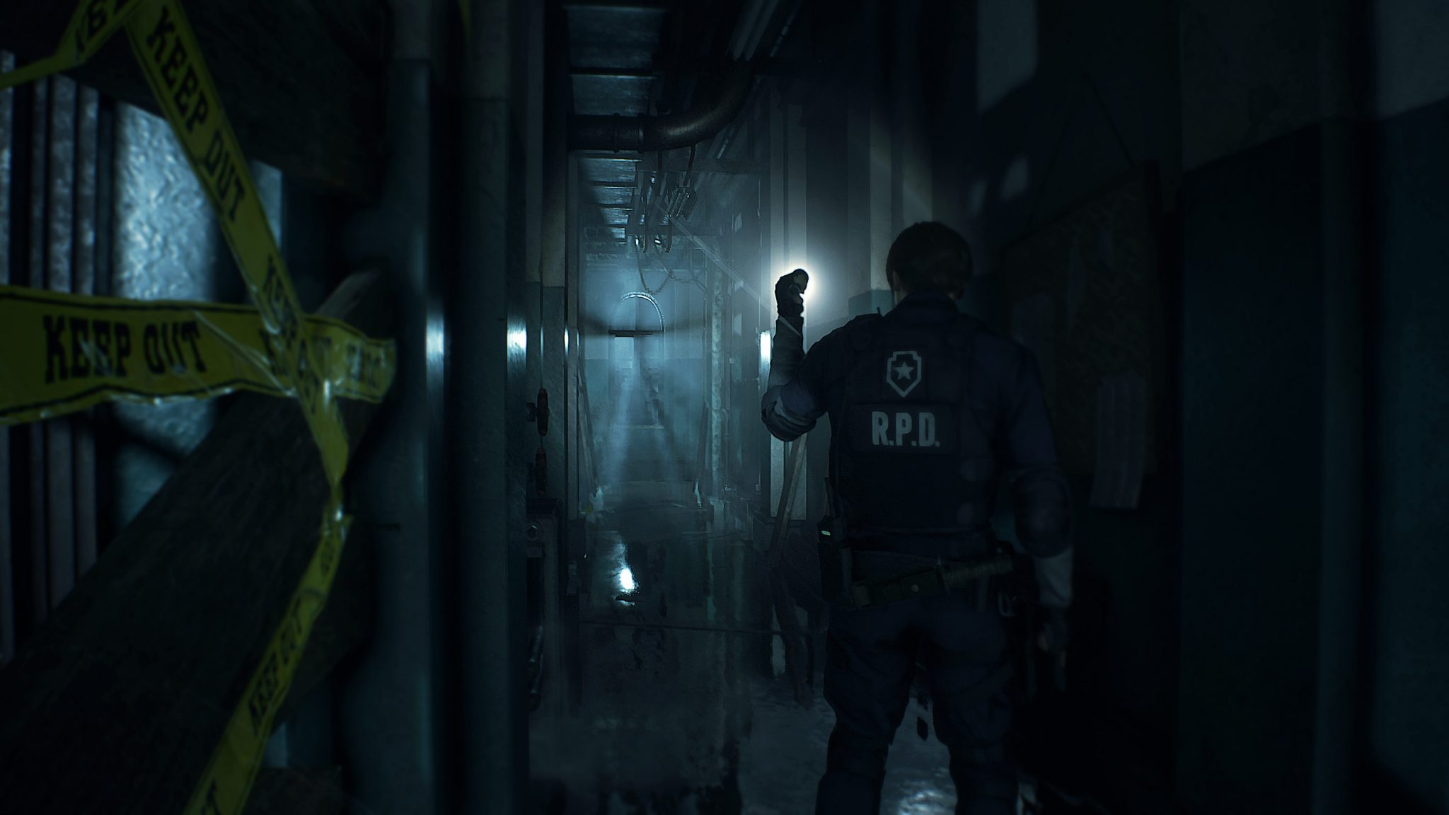 Resident Evil 2 Remake Will Offer Choice Between 4K Or 60 FPS On PS4 ...