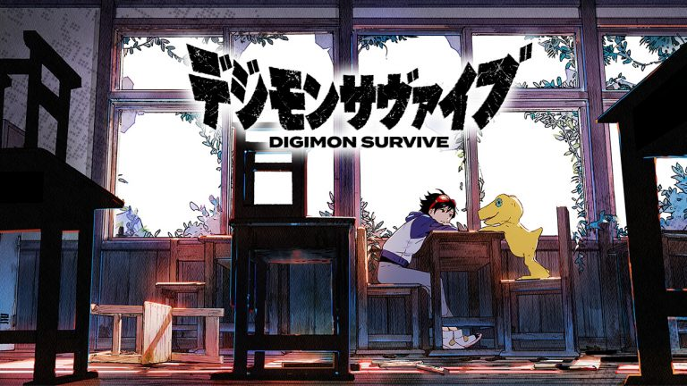Digimon Survive for PS4 and Nintendo Switch Unveiled with First Trailer