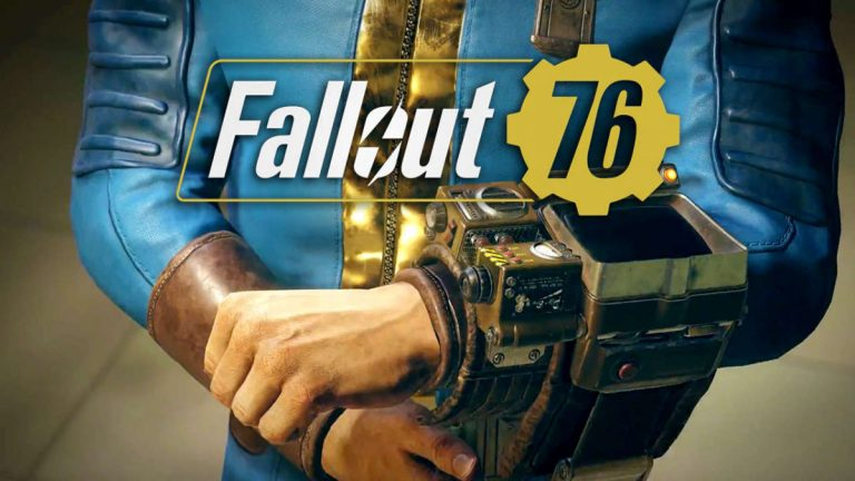 Fallout 76 Beta Will Start in October