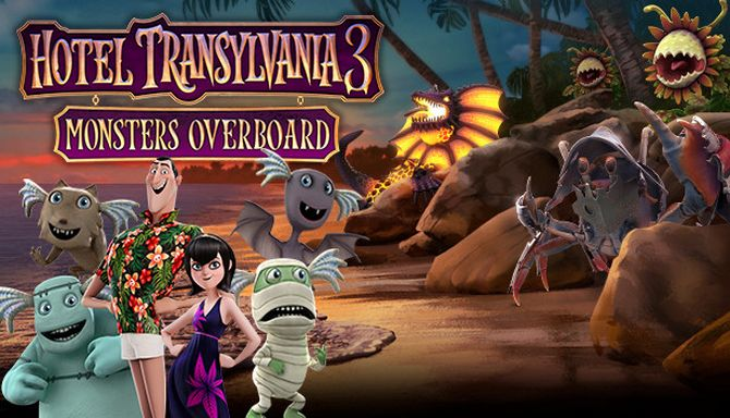 Hotel Transylvania 3 Monsters Overboard Review Switch