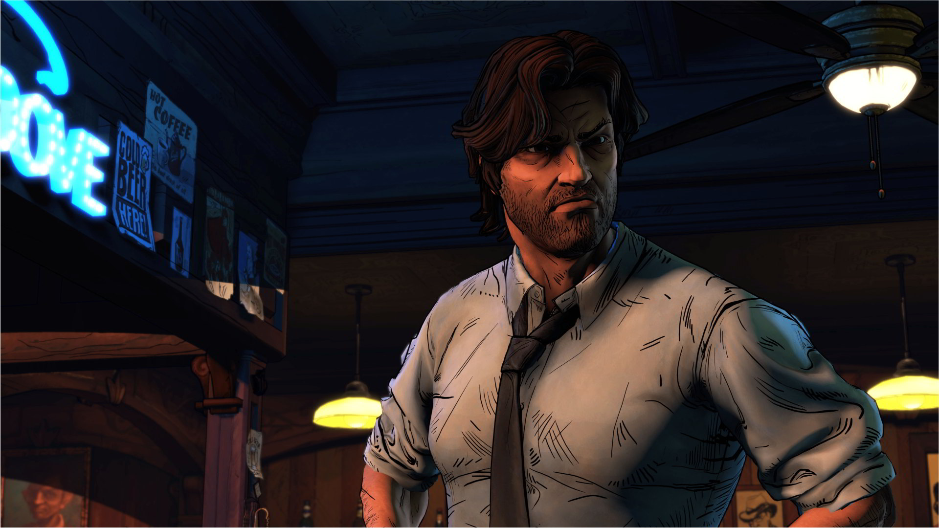 the wolf among us season 2 early screenshots leaked update. Black Bedroom Furniture Sets. Home Design Ideas