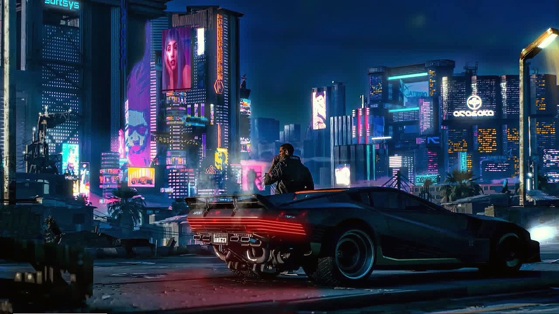 First Cyberpunk 2077 Gameplay Footage Is Here