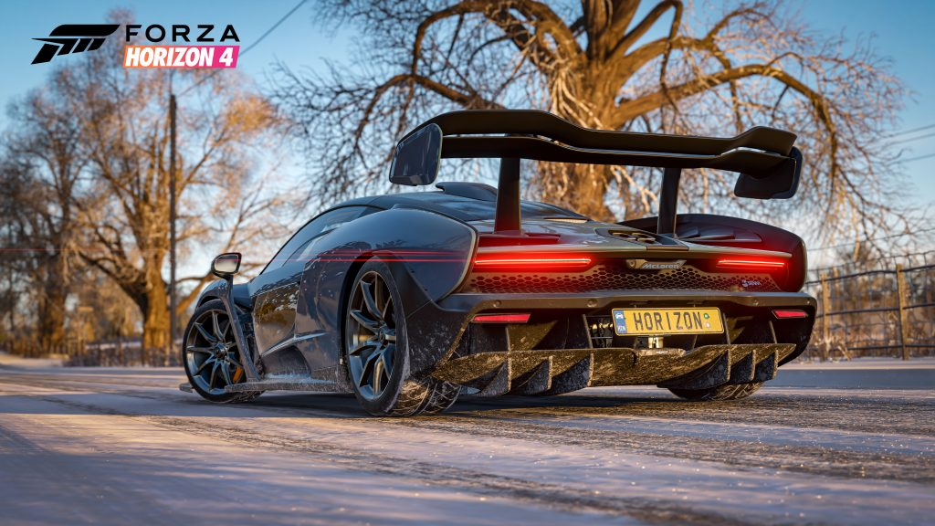 Forza Horizon 4 Is The Largest 'Horizon' Game, Download Size Revealed