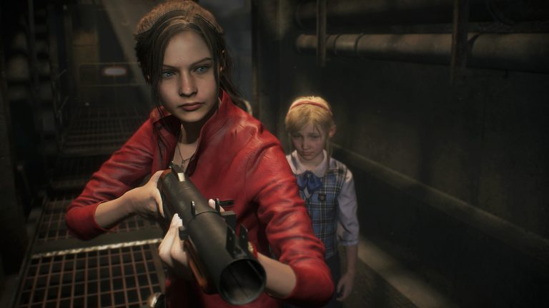 Resident Evil 2 Remake Leak Shows Ada Wong S New Design