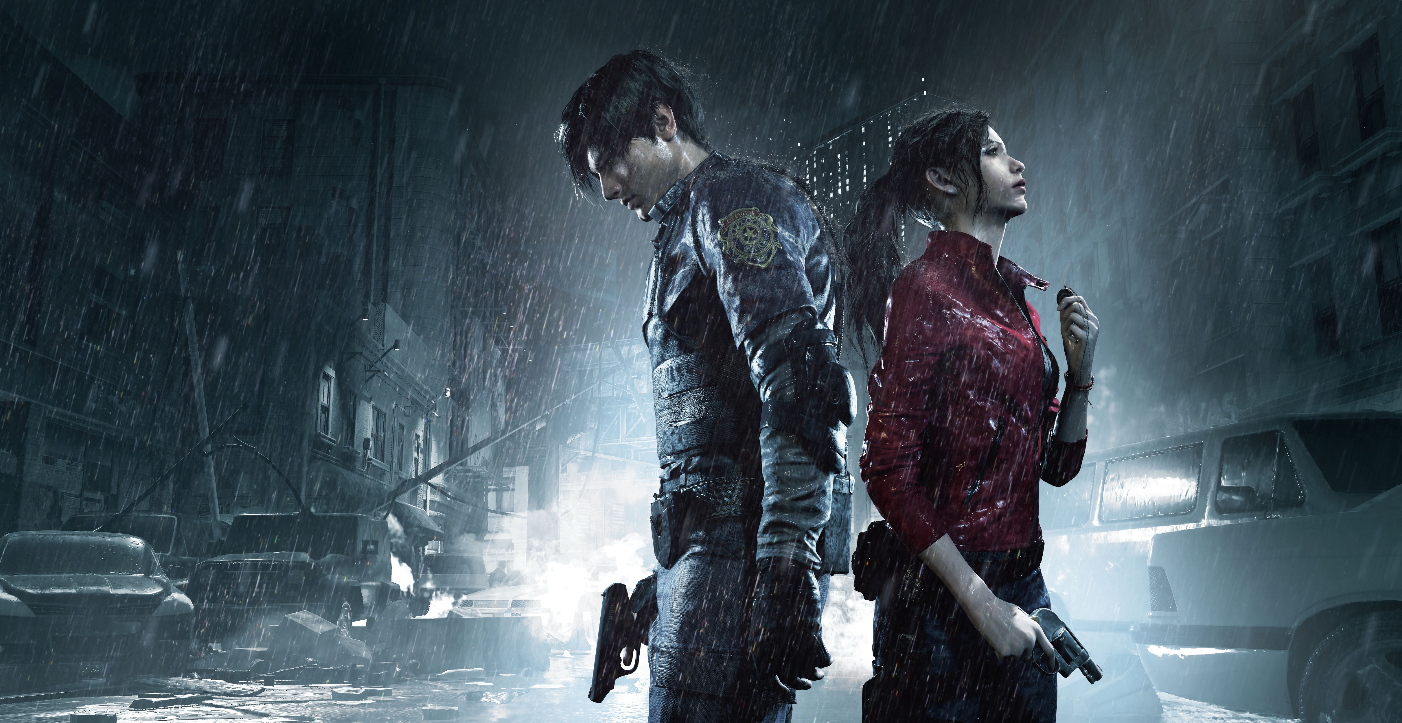 Resident Evil 2 Remake Gets Tons Of New Screenshots And Details At
