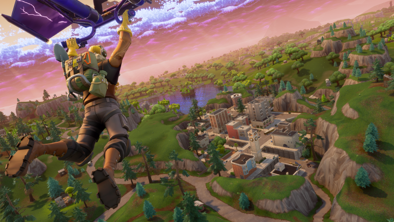 Epic Games working to increase Fortnite PS4 Pro Resolution in future update