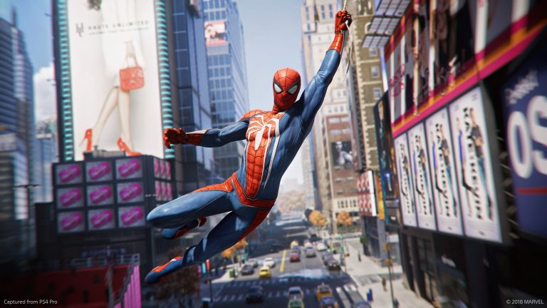 Where Is Marvel's Spider-Man PS4 Review?
