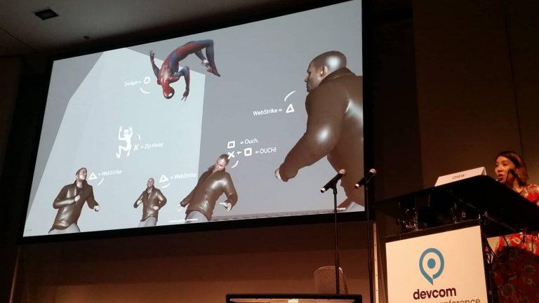 Spider-Man PS4 'Just the Facts: Combat' trailer