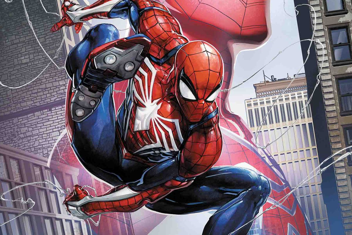 Marvel's Spider-Man Fastest Selling Game Of The Year In UK