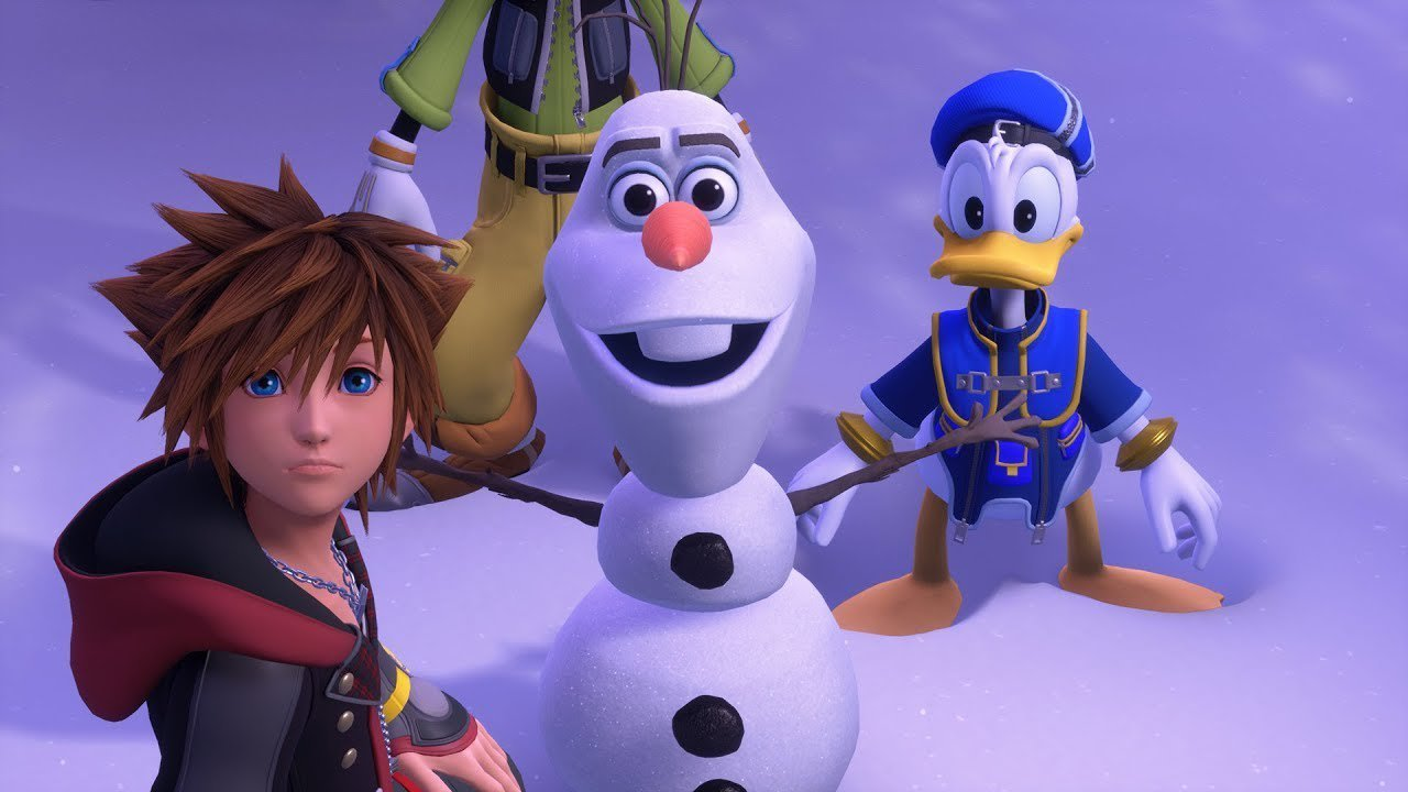 kingdom hearts iii tgs 2018 toy story and frozen showcase