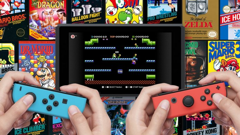 Play Games on Multiple Consoles With Nintendo Switch Online