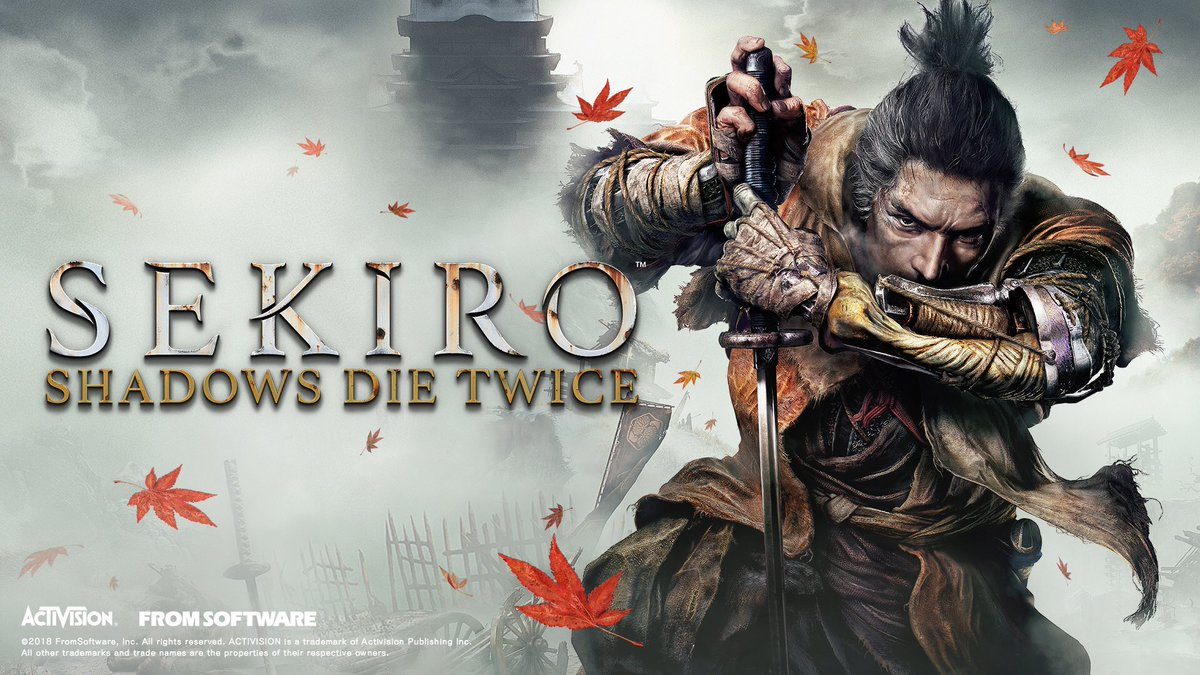 Sekiro Shadows Die Twice File Size Revealed Has 3 5 Gb Day One Update