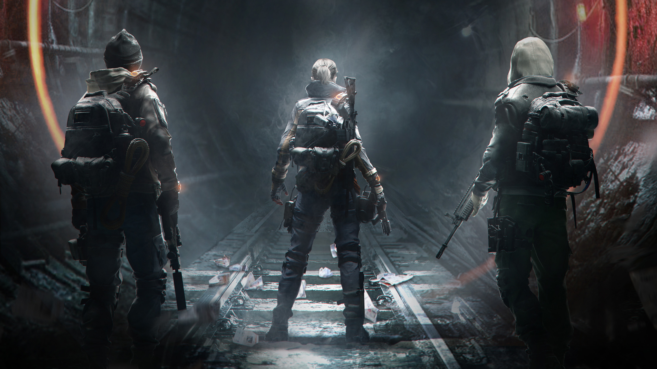 Microsoft Struck A Deal With Ubisoft So The Division On PS4 Doesnt Look Better Than Xbox One Version