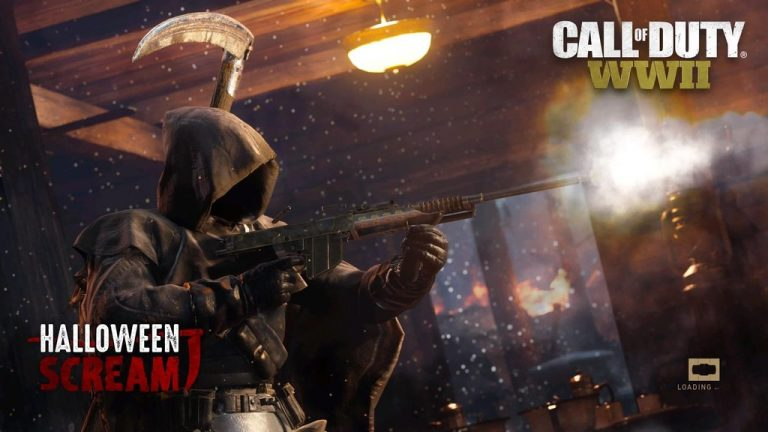 Call Of Duty Wwii Halloween 2020 COD WWII Halloween Grim Reaper Outfit Looks Creepy, All New