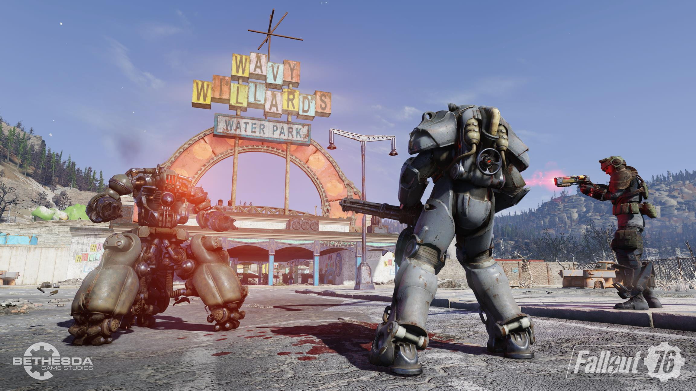 Fallout 76 Power Armor Stats For Ultracite X 01 Prototype X 01 T 60 T51b T45 Excavator Raider
