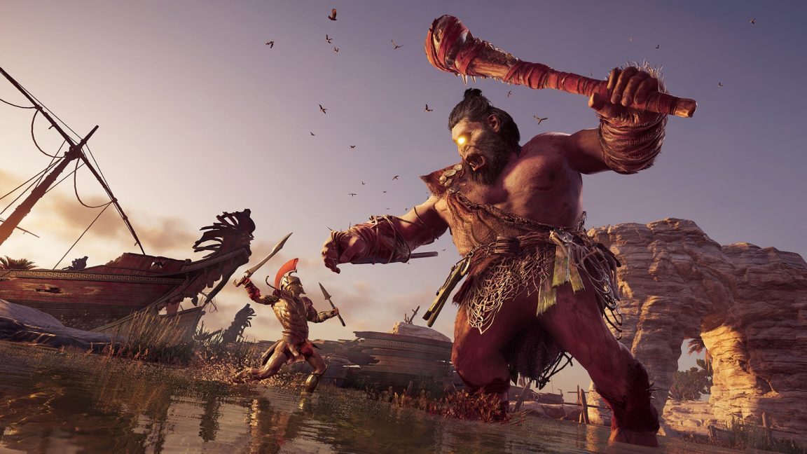 Assassin S Creed Odyssey Update Version 1 14 Ps4 Patch Notes 1 1