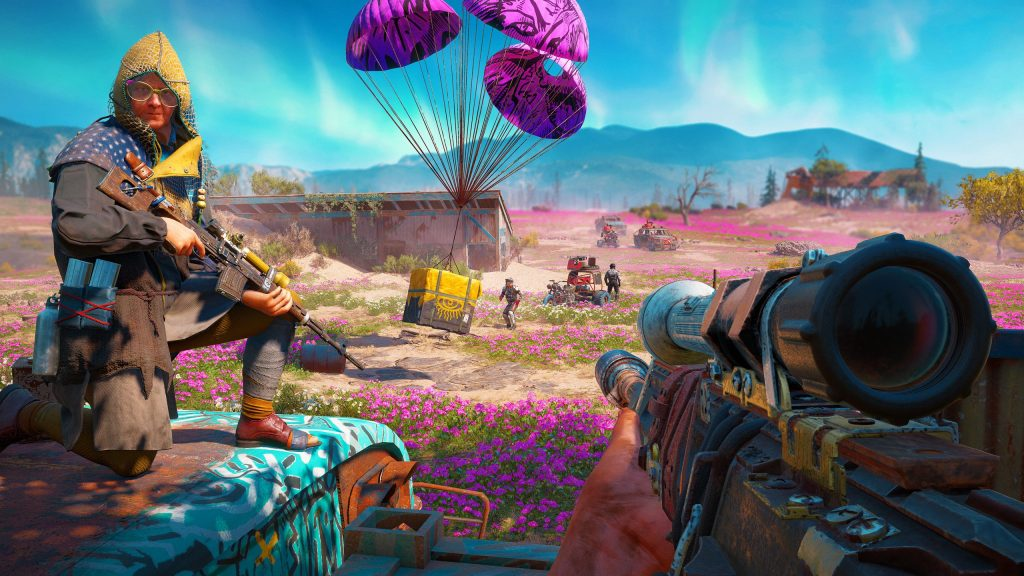 Far Cry New Dawn Update Version 1 05 Patch Notes For Ps4 Xbox One