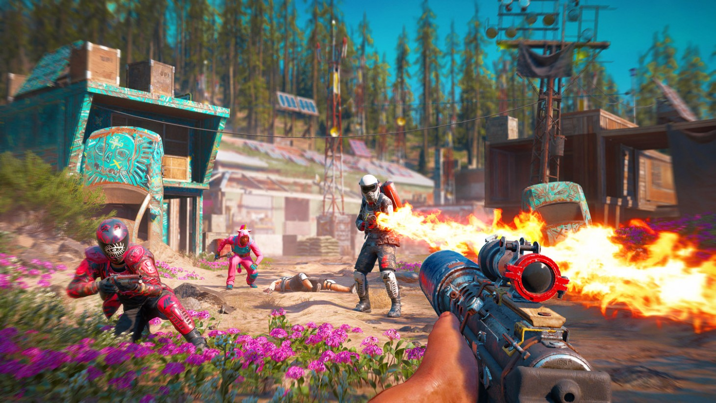 Far Cry New Dawn Update Version 1 02 Ps4 Patch Notes Pc Xbox One