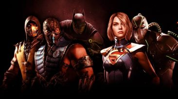 Mortal Kombat and Injustice Installments For PS5 Xbox Series X