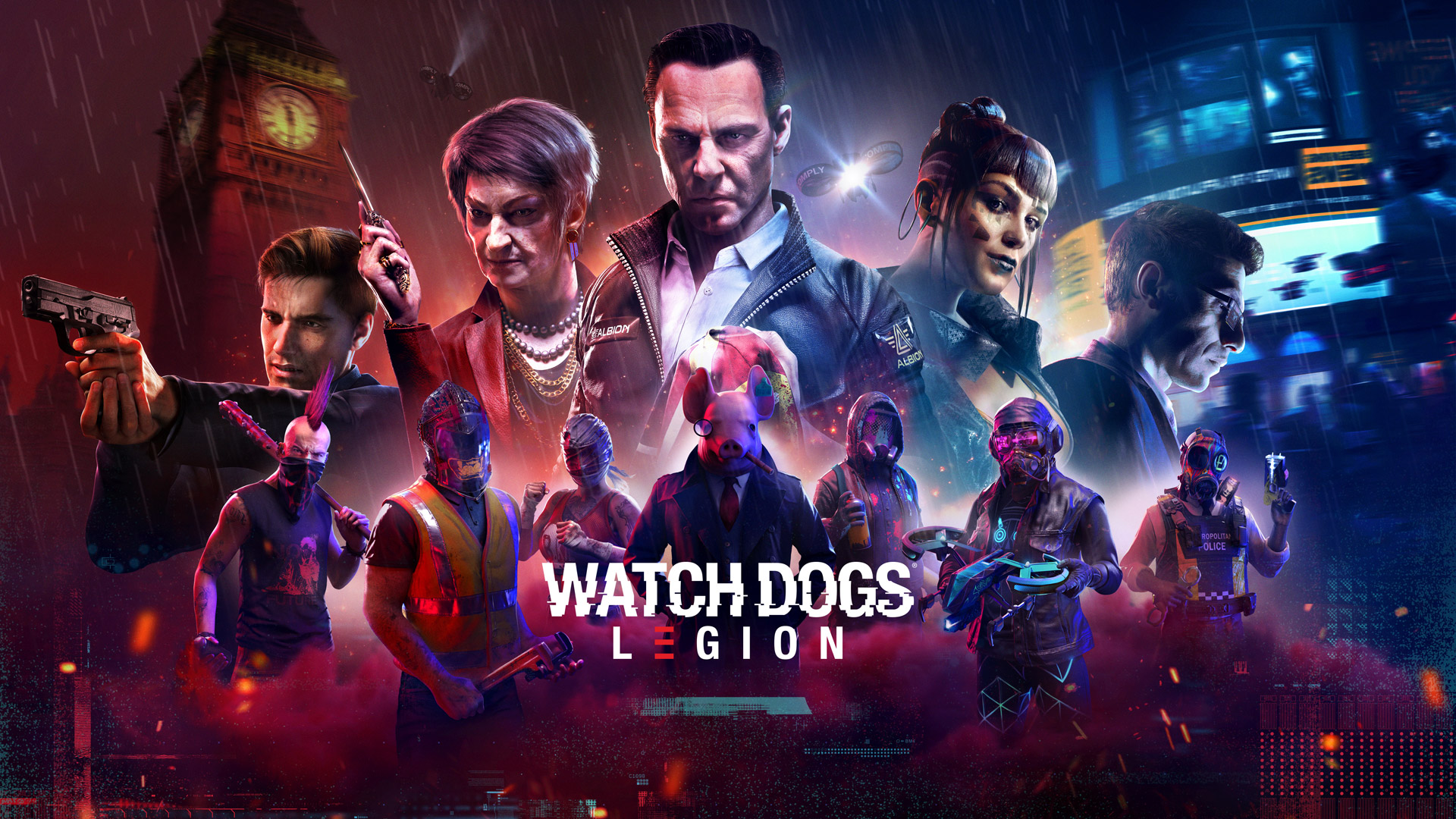 Watch Dogs Legion Review Ps4