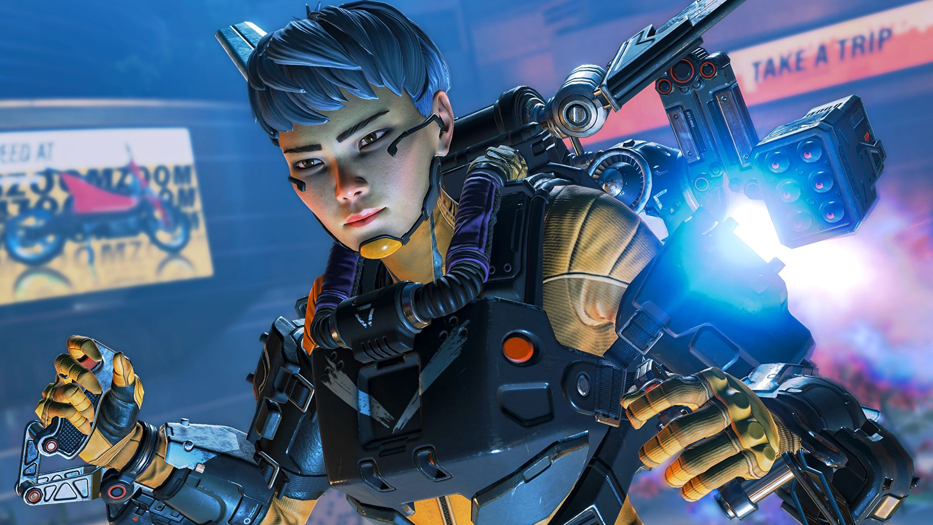 Apex Legends New Legend Valkyrie