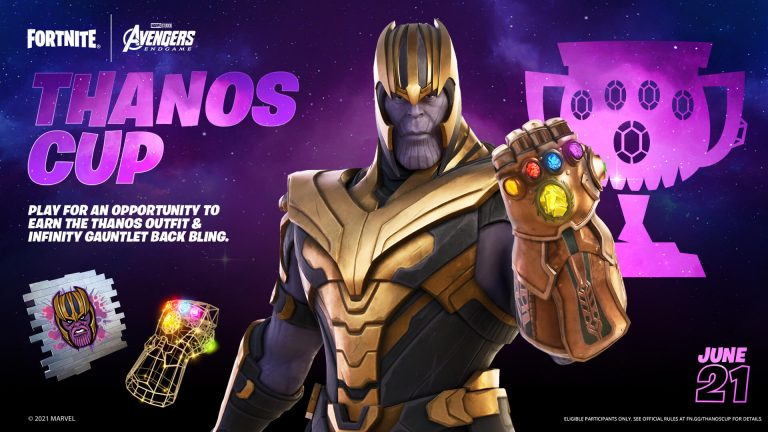 Thanos coming back to fortnite