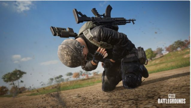 new self revive mechanic added to PUBG in update 12.2